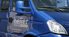 Eigene Abschleppwagen aus dem Fuhrpark der heller Lackiererei GmbH