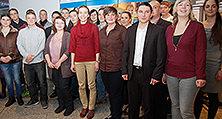 Die Preisträger des Leistungswettbewerbs der Handwerkskammer Cottbus