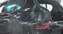 Unfallinstandsetzung BMW 120d