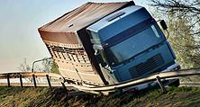 Wir sind spezialisiert auf Unfallinstandsetzung und Lackierung von Lkw und Bussen