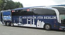LKW- und Bus-Lackierung mit Fan-Potenzial