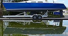 Nach dem Yacht-Refit wieder fit für große Törns und Regattabahn