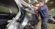 Verzinnen von Karosseriebauteilen für eine perfekte Oberfläche