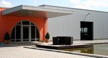 Betriebsgelände der heller Lackiererei GmbH