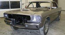 Originalgetreue Restaurierung eines Ford Mustang