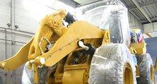 Drei Werkshallen für Nutzfahrzeuge garantieren effiziente Arbeitsprozesse