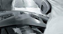 Lackierbox mit Absaug-, Filter- und Trocknungsanlage