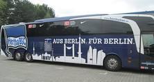 Lackierung von Lkw und Bus in der heller Lackiererei GmbH bei Berlin