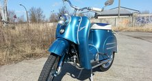 Oldtimer-Restaurierung auch für Zweiräder