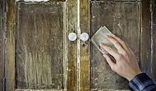 Kleine Schäden an Küchen und Möbel? Auch dabei hilft die heller Lackiererei GmbH